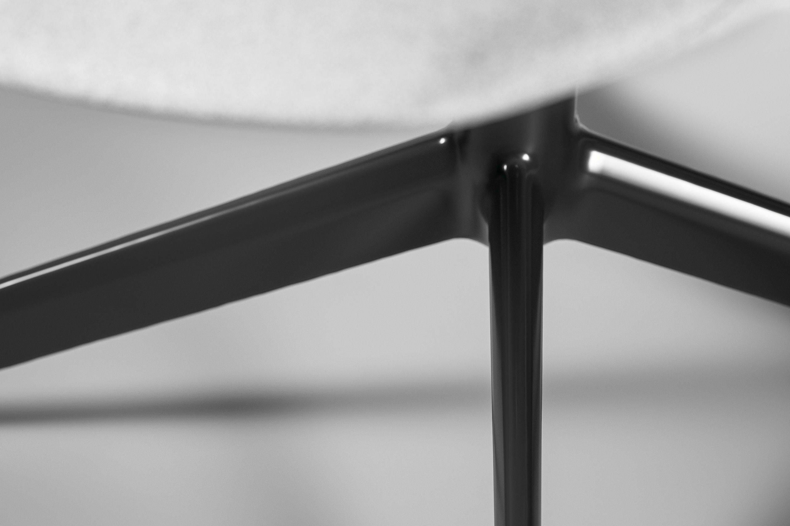 Chair detail 3d render