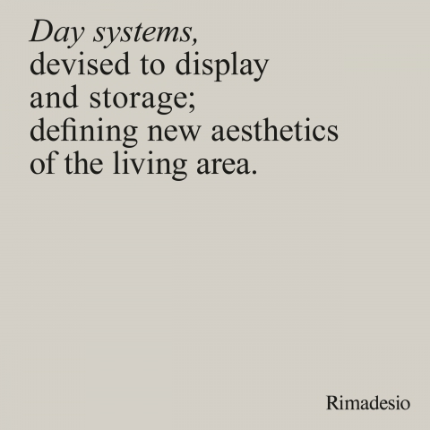 Rimadesio Day System 2019